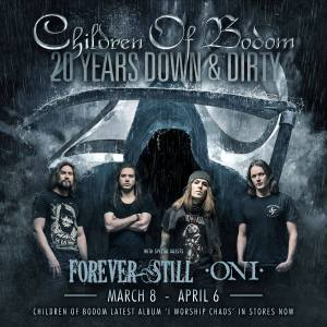 Children Of Bodom + Oni + Forever Still