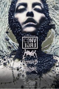 Converge + Havok + Gorguts + Revocation