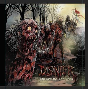 Disinster - Enslaving The Dead