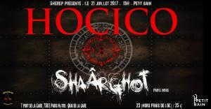 Hocico + Shaarghot