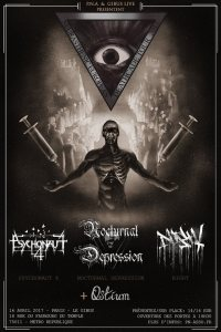 Nocturnal Depression + Psychonaut 4 + Night + Ostium