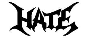 Hate - Logo