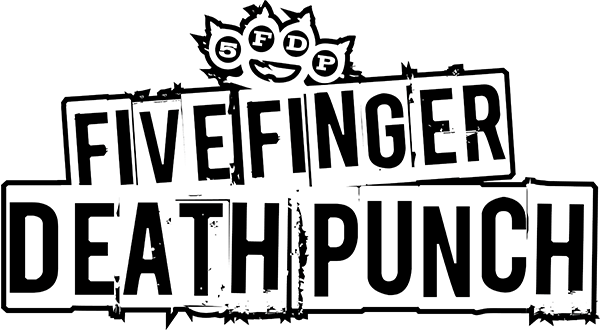 Five Finger Death Punch - Logo