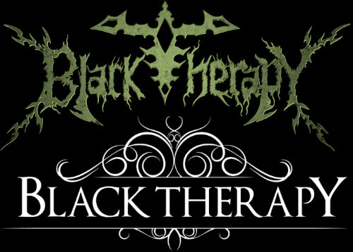 Black Therapy - Logo