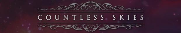 Countless Skies - logo