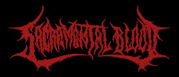 Sacramental Blood - logo