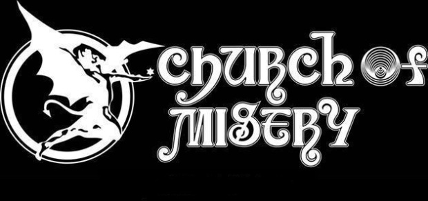 Church Of Misery - Logo
