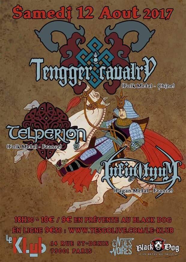 Tengger Cavalry + Telperion + Infinityum
