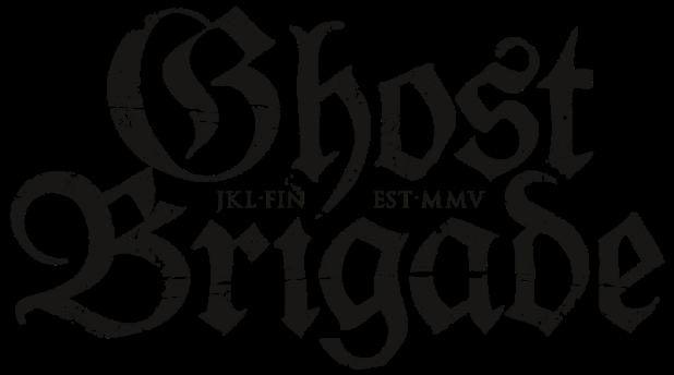 Ghost Brigade - Logo