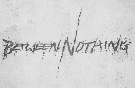 Between Nothing - Logo