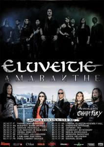 Eluveitie + Amaranthe