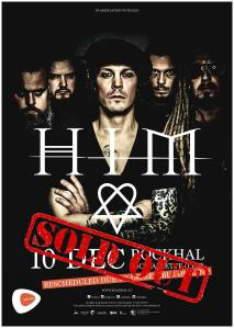 HIM + Biters - Luxembourg