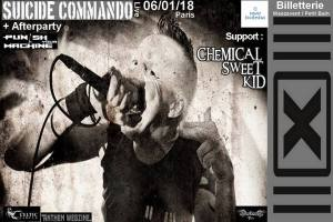 Suicide Commando + Chemical Sweet Kid