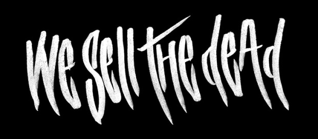 We Sell The Dead - Logo