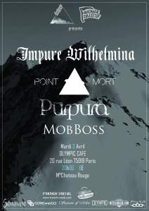 Impure Wilhelmina + Point Mort + Pürpura + MobBoss