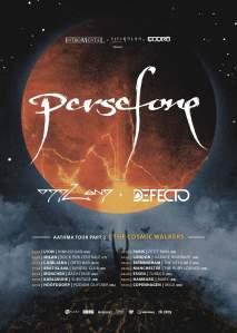 Persefone + Oddland + Defecto