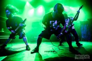 Sacrificial Slaughter - Copyright : Niels Vinck