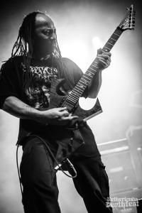 Suffocation - Copyright : Paul Verhagen