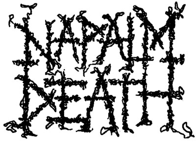 Day 1 - 15 - Napalm Death