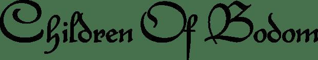 Day 2 - 10 - Children Of Bodom