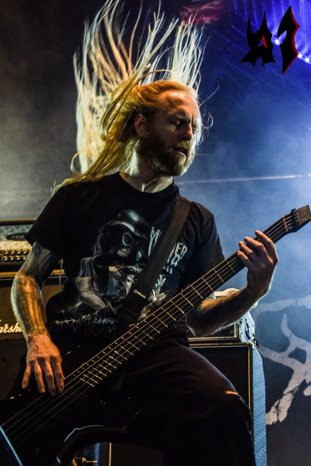 Hellfest - Day 1 - Suffocation 5