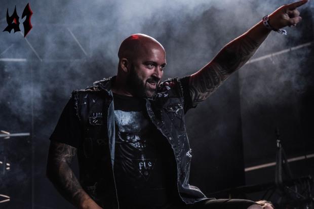 Hellfest - Day 1 - Benighted 8
