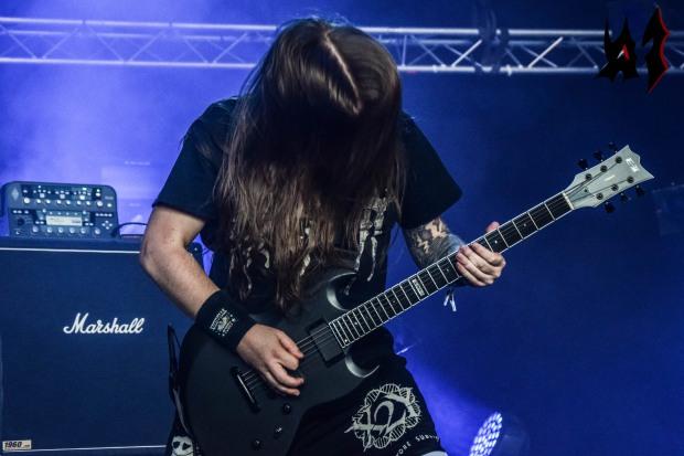 Hellfest - Day 1 - Benighted 11