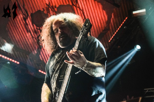 Hellfest - Day 1 - Napalm Death 14