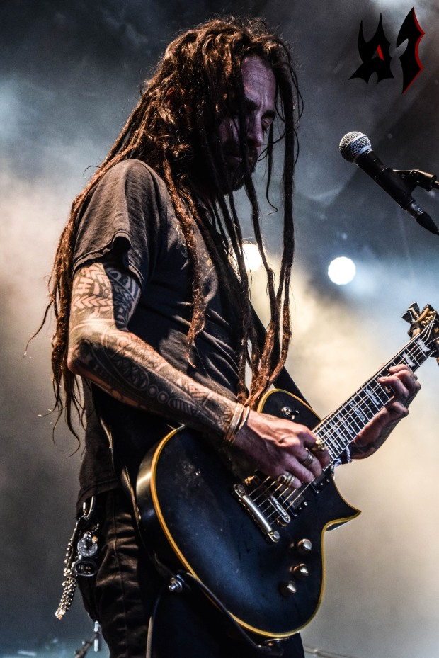 Hellfest - Day 1 - Dopethrone 14