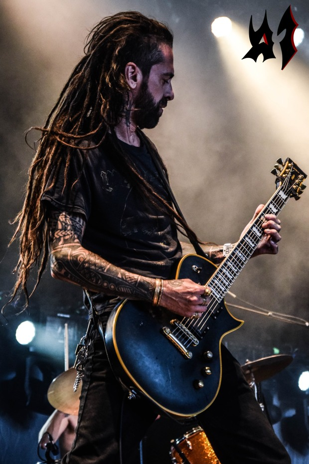 Hellfest - Day 1 - Dopethrone 16