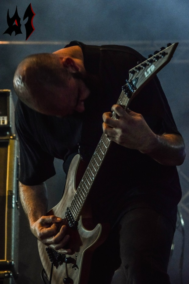 Hellfest - Day 1 - Suffocation 14
