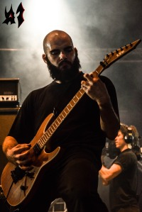Hellfest - Day 1 - Suffocation 15