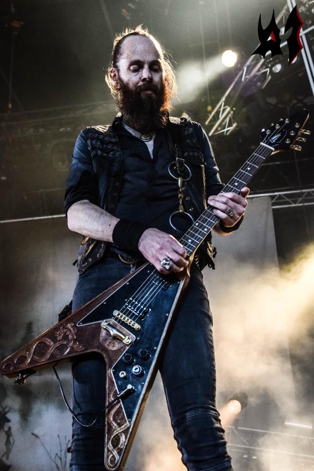 Hellfest - Day 1 - Solstafir 18