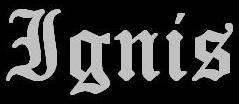 Ignis - Logo