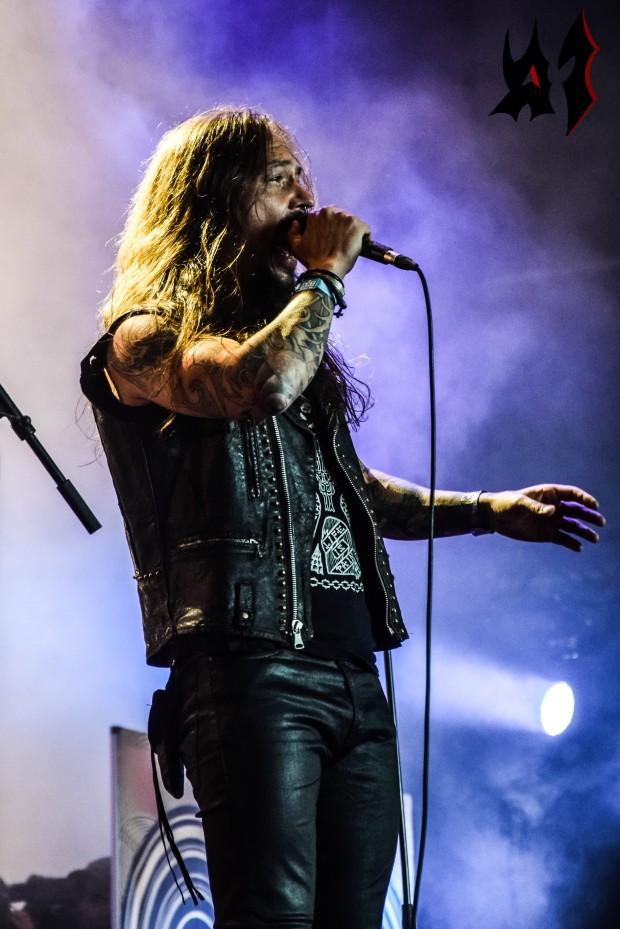 Hellfest 2018 – Day 3 - Amorphis 1