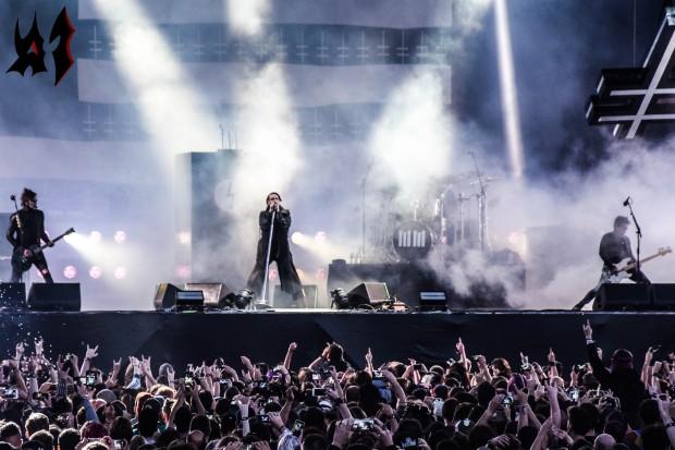Donwload 2018 – Day 2 - Marilyn Manson 2