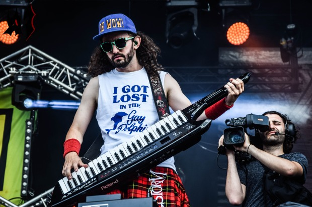 Donwload 2018 – Day 1 - Alestorm 4