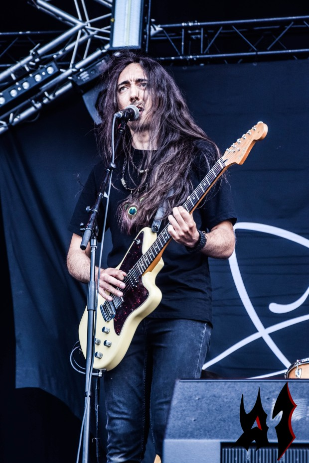 Donwload 2018 – Day 2 - Alcest 3