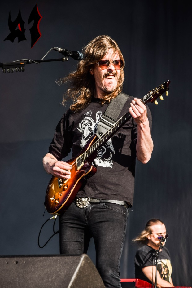 Donwload 2018 – Day 1 - Opeth 4