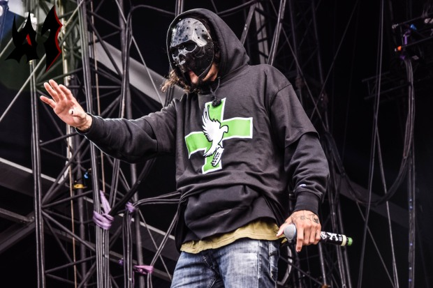 Donwload 2018 – Day 2 - Hollywood Undead 3