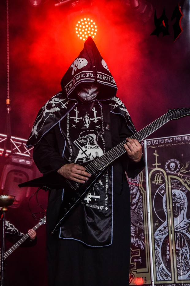Hellfest 2018 – Day 3 - Batushka 5