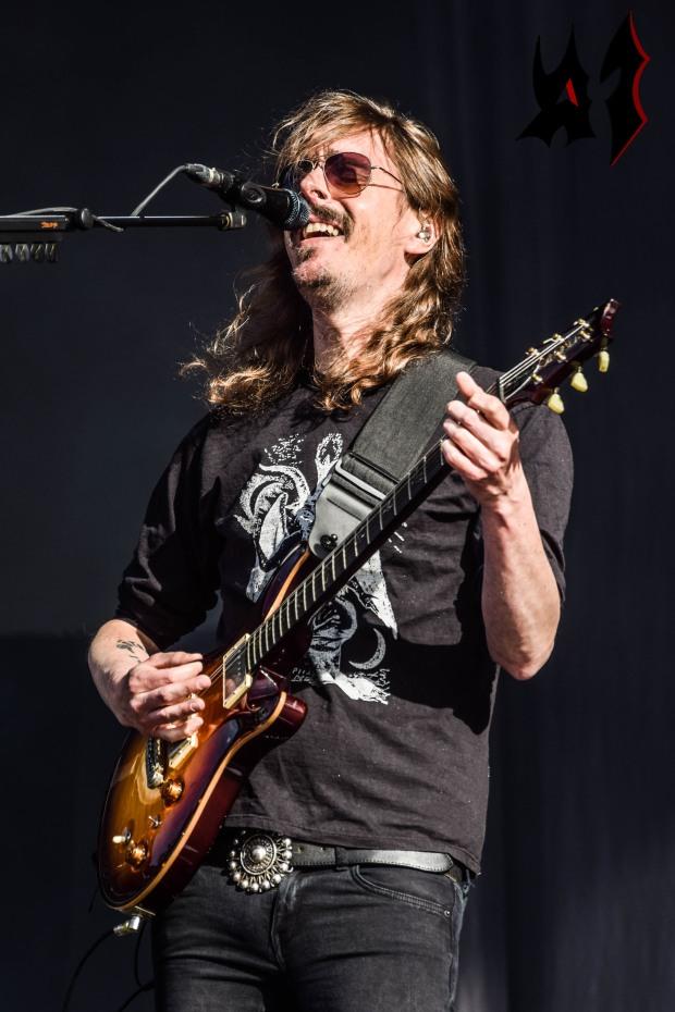 Donwload 2018 – Day 1 - Opeth 7