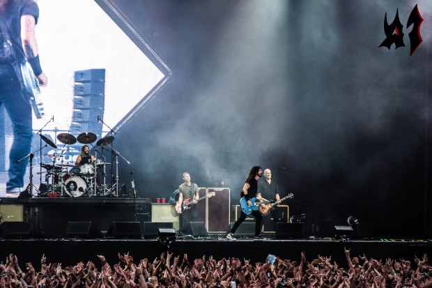 Donwload 2018 – Day 3 - Foo Fighters 3