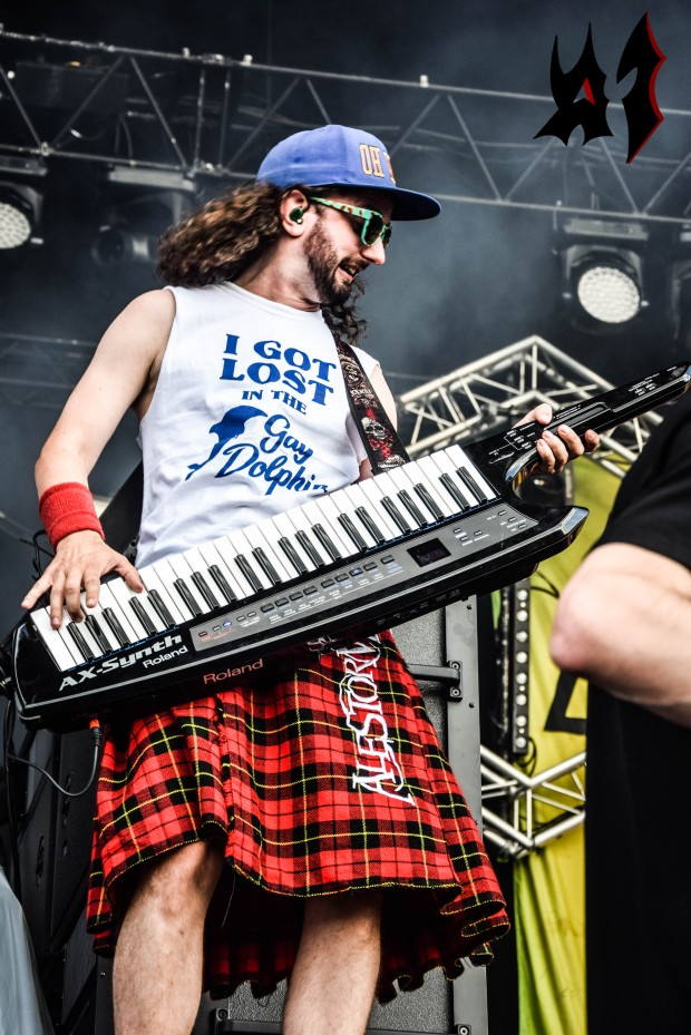 Donwload 2018 – Day 1 - Alestorm 9