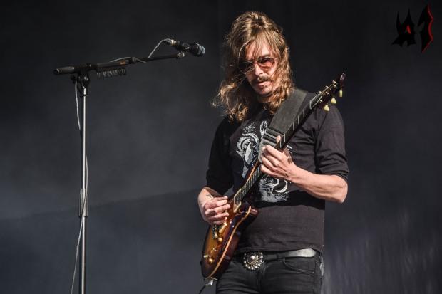 Donwload 2018 – Day 1 - Opeth 9