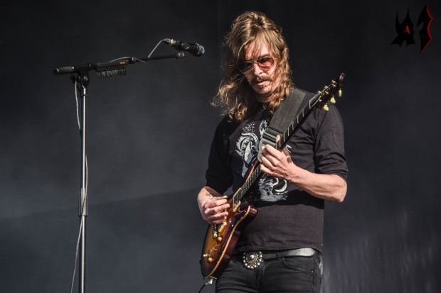 Donwload 2018 – Day 1 - Opeth 9