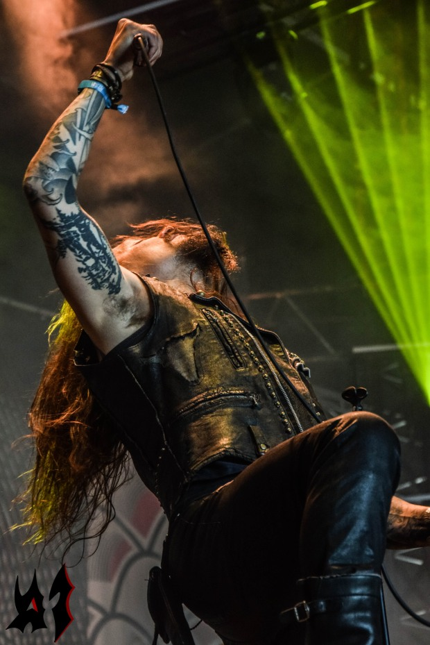 Hellfest 2018 – Day 3 - Amorphis 7