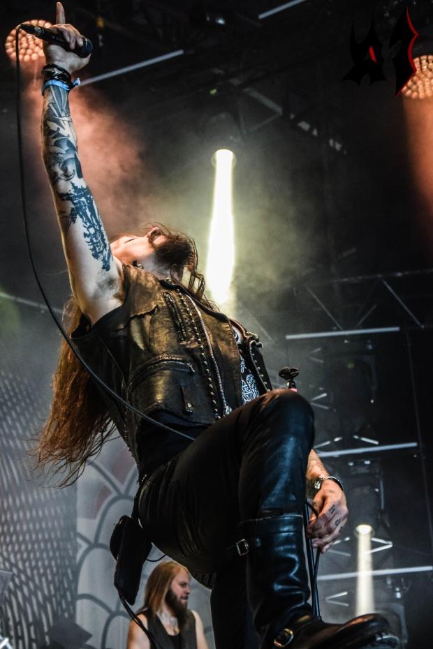 Hellfest 2018 – Day 3 - Amorphis 8