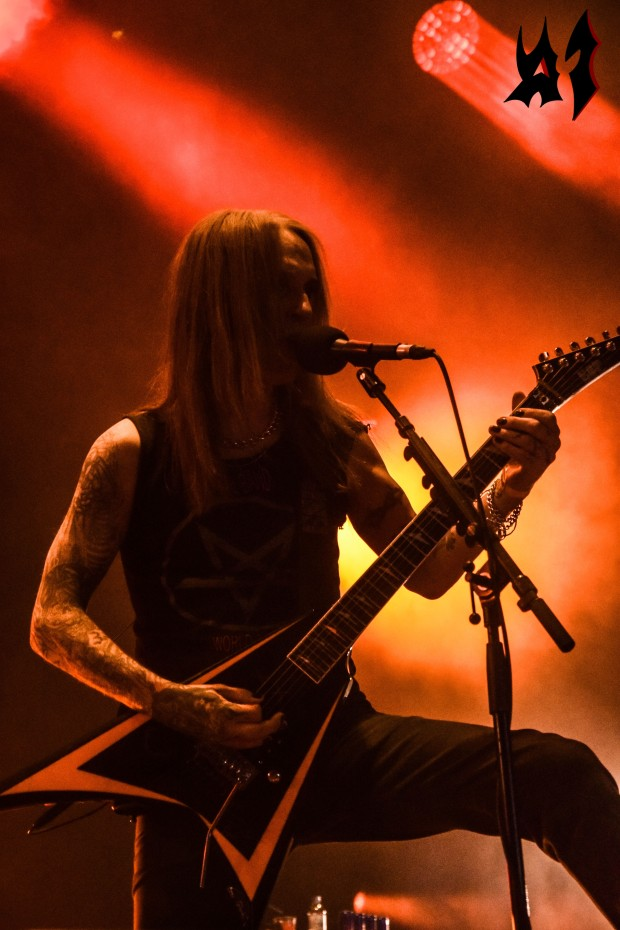 Hellfest - Jour 2 - Children Of Bodom 1