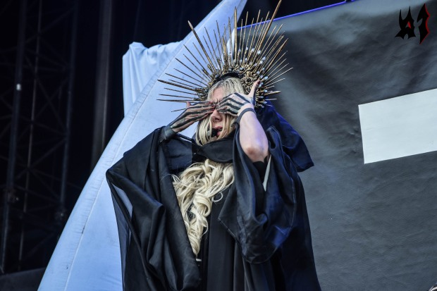 Hellfest - Day 3 - In This Moment 5